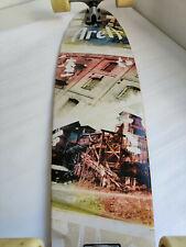 Longboard My AREA ??? Skateboard  ???