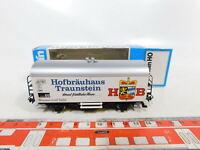 CF643-0,5# Märklin H0/AC Somo/Kühlwagen Hofbräuhaus Traunstein (4415), s.g+(OVP)