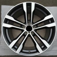 20 Zoll Felgen satz für BMW X5 E70 F15 X6 E71 F16 468 design 10-11J Alufelgen