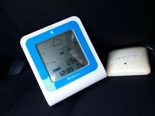 Oregon Scientific Touch Screen  Weather Thermometer Humidity Forecast Station