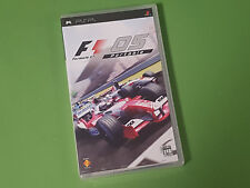 Formula One 2005 Portable Sony PlayStation PSP Game-SCEI * New & Sealed *
