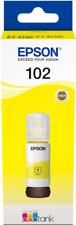 Original Epson Tintenpatrone Gelb C13T03R440 102