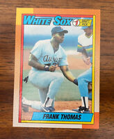 Frank Thomas Rookie and Insert Lot - FREE SHIPPING