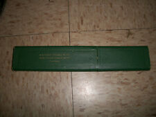 Faber Castell Slide Rule 57/87 Vintage Made in Germany Empty Box Only no Rule