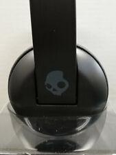 Black Skullcandy Uproar Bluetooth Wireless Headphones OnBoard Mic / Remote + Vol