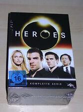 HEROES DIE KOMPLETTE SERIE DVD SCHNELLER VERSAND NEU & OVP