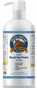 GRIZZLY DOG JOINT AID LIQUID 32OZ     Free Shipping