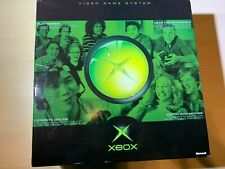 Microsoft Xbox Original Black Console Brand New Factory Sealed