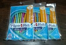 3 x 10 Pack Papermate Mechanical Pencils 0.7mm #2 Lead Pencils Supplies (qty 30)