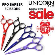 Barber Scissors Hairdressing Shears Hair Cutting Salon Razor Edge Sharp 5.5''