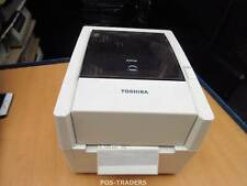 "Toshiba TEC B-EV4T GS14-QM-R 4"" USB LAN Thermal Label Printer Drucker PRINTS OK"