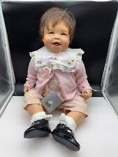 Regina Swialkowski Artistic Doll Resin Doll 67 Cm. Top Condition