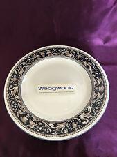 Vintage Wedgwood Florentine Blue W1956  Round Serving Chop Platter