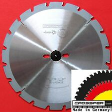 Baustellen-Sägeblatt Hm Revêtement Fixé 300x30mm Z20 Fzf Dent Plate Fase Scie