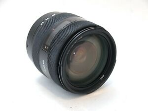 Sony 24-105mm F3.5-4.5 Zoom Lens, Scratch to Front Optic. Stock No u13508