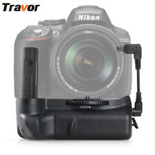 Travor Professional Battery Grip Holder For Nikon D5100 D5200 D5300 DSLR Camera