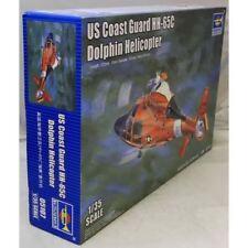 Trumpeter 05107 1:35 hh-65c DELFINO Elicottero Guardia Costiera USA Kit Modello Aereo