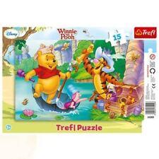 Puzzles et casse-tête en carton conte de fées avec 15 - 25 pièces
