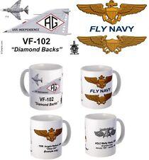 "VF-102 ""Diamond Backs"" F-4 mug."