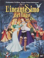 L'INCANTESIMO DEL LAGO COLLECTION (BOX_5 DVD) LINGUA ITALIANA (NUOVI/SIGILLATI)