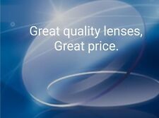 Reglaze Glasses / Specs Single Vision  Lenses inc Anti Glare / Scratch