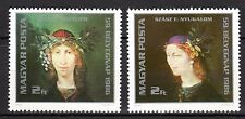 Hungary - 1986 Stamp Day / Paintings - Mi. 3837-38 MNH