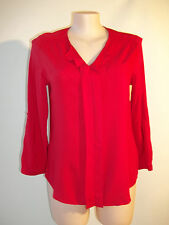 Millers top plus size 16 lovely red top long sleeve