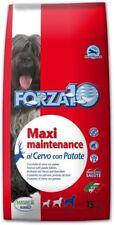 Forza 10 Maxi Maintenance Cervo 15 kg Per Cani