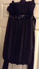 New Size 12. Dress. Black. Boobtube.Top. Skirt.Party.festival.legging.boots.glam