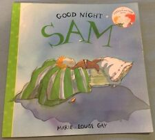 Stella and Sam: Good Night, Sam by Marie-Louise Gay (2011, Paperback)