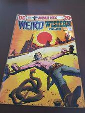 Weird Western Tales #14 1972 Killers Die Alone 4.5 VG+