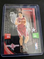 2009-10 Adrenalyn XL Houston Rockets Basketball Card #197 Yao Ming