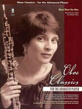 Oboe Classics for the Advanced Player,