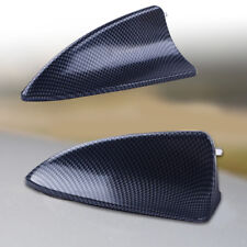 Carbon Fiber Universal Shark Fin Shape Decorative Antenna Anti-static Aerial