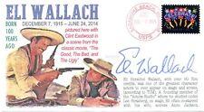 COVERSCAPE computer designed 100th anniversary birth of actor Eli Wallach cover