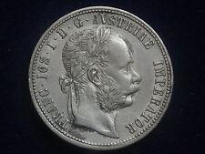 Gulden 1873 Wien Franz Josef    W/16/352