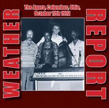 WEATHER REPORT - Live in 1972 - NEW SEALED import 2 LP set 180g