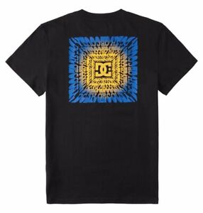DC Shoes T-Shirt Tunnel Vision Tee BLACK