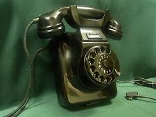 W49 Telephone Telefon  W49 TI-WA Wand/Tischapparat Baujahr: 3.56 restauriert