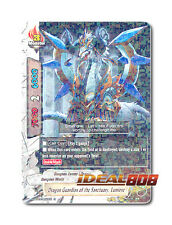 Buddyfight x 4 Dragon Guardian of the Sanctuary, Lumiere [H-BT03/0040EN R] Engli