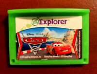 LeapFrog LeapPad Explorer Learning System: Cars 2 Math, Leap pad 1 2 3 GS Ultra