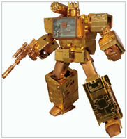 Transformers Toy TAKARA Masterpiece LGEX GOLDENLAGOON SOUNDWAVE FIGURE New