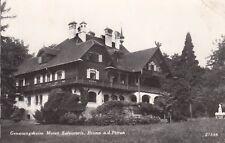 Postkarte - Brunn a.d. Pitten / Genesungsheim Mater Salvatoris