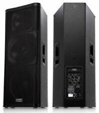 Qsc Kw153 Active Dj / Club 1000W Amplified Class-D 3-way Pa Powered Speaker