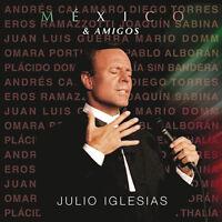 Mexico & Amigos - Iglesias Julio CD Sealed ! New !