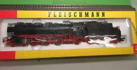 Fleischmann H0 1362 BR 01 220  Dampf- Schlepptenderlok der DB OVP mit Rauch DC