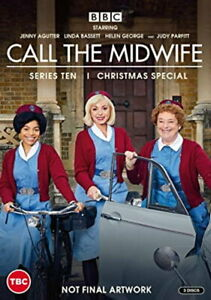 Call the Midwife - Series 10 [DVD] [2021] [New DVD]