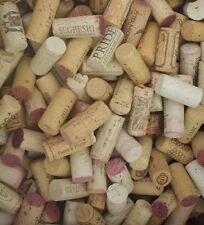 Wine Corks Natural - Used Assorted Lots of 30 Recycle Repurpose Arts Crafts