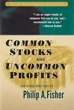 Common Stocks and Uncommon Profits Other Writings 2nd Edition Philip A. Fisher