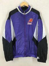 Vintage Phoenix Suns Embroidered NBA Starter Jacket Sz XL